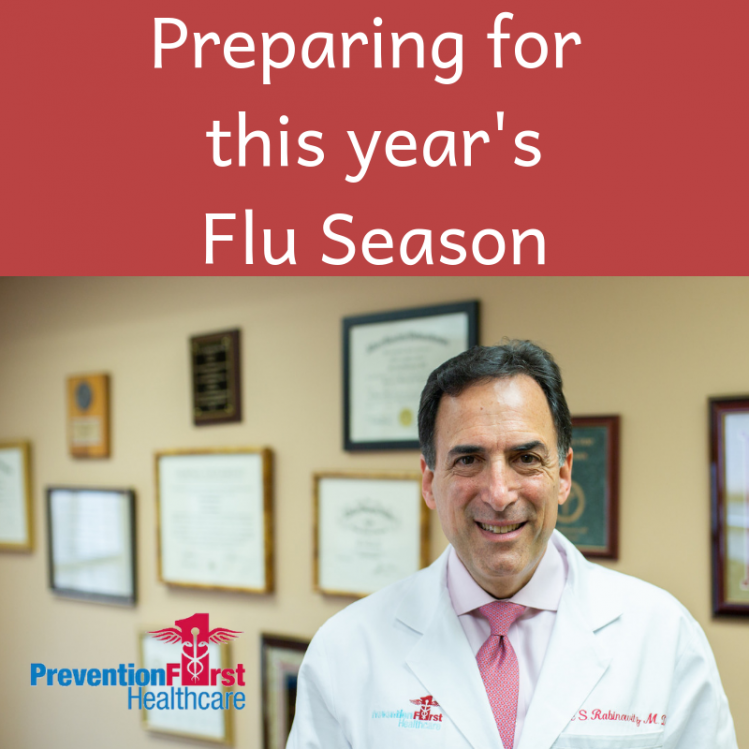 Prepare Yourself for the flu Season 2018-2019