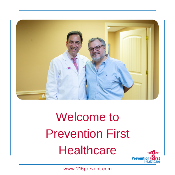 Welcome to Prevention First Healthcare