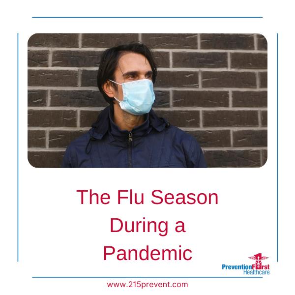 the Flu Season during a Pandemic